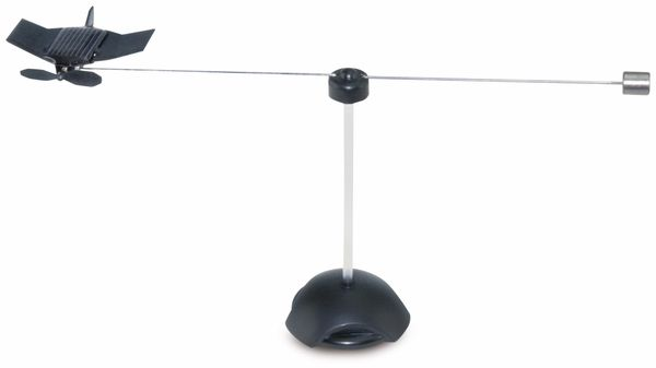"Solar-Drehflugzeug ""BLACK HAWK"""