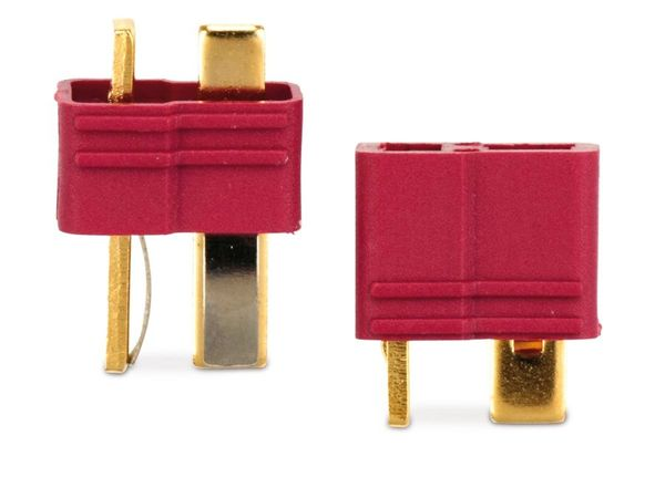 Deans (T-Plug) Steckerset, 5 Paare