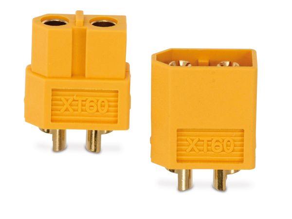 Hochstrom-Steckerset XT60, 1 Paar