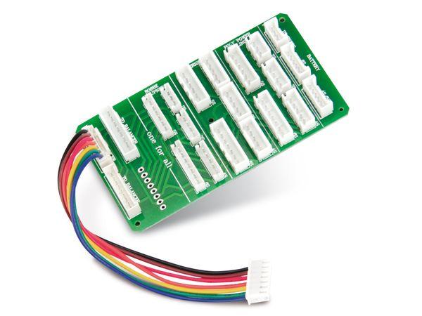 Balancer-Adapterplatine, 2S...6S, EH/XH/HP/TP