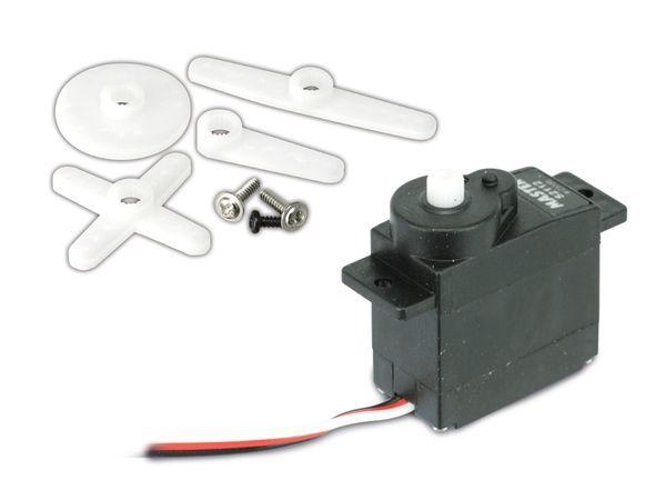 Mini Servo MASTER S2112, 9 g - Produktbild 1