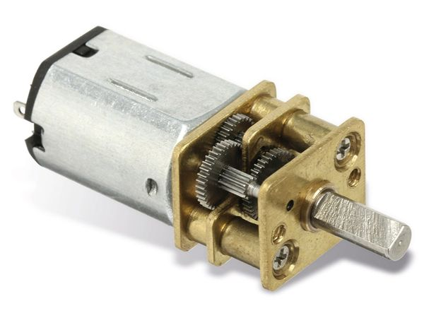 Gleichstrommotor G150 mit Metallgetriebe