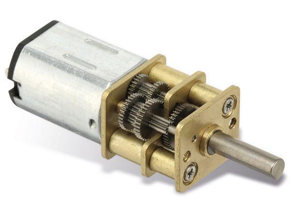 Gleichstrommotor G1000 mit Metallgetriebe