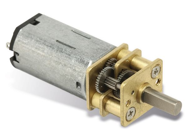 Gleichstrommotor G150-12V mit Metallgetriebe