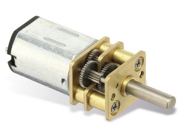 Gleichstrommotor G298-12V mit Metallgetriebe