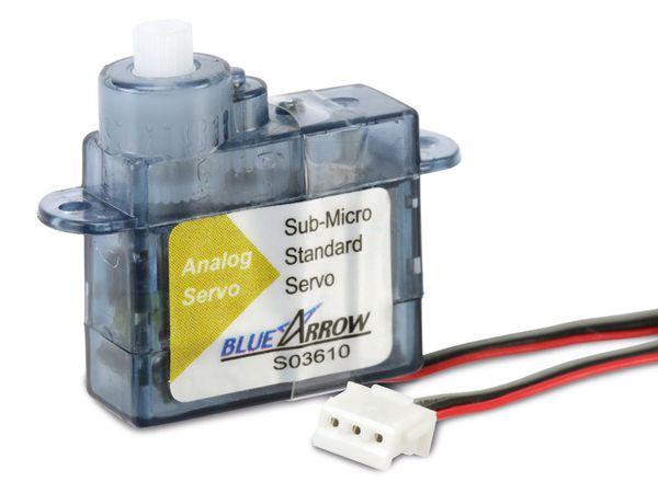 Mikro-Servo S36 - Produktbild 1