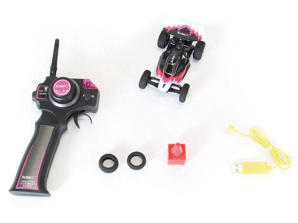 Modellauto HIGH SPEED RACEBUGGY, RTR, schwarz/rosa - Produktbild 2