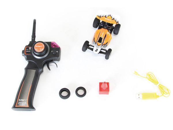 Modellauto HIGH SPEED RACEBUGGY, RTR, orange/weiß - Produktbild 2