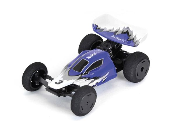 Modellauto HIGH SPEED RACEBUGGY, RTR, blau/weiß