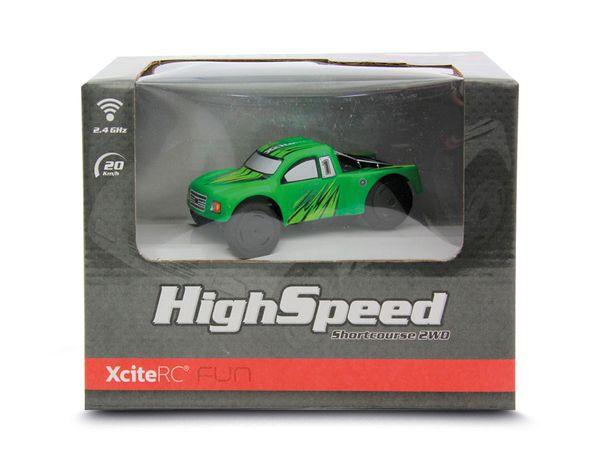 Modellauto SPEED SHORTCOURSE 2WD, RTR, grün/gelb - Produktbild 8