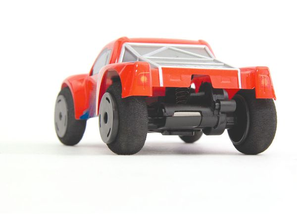 Modellauto SPEED SHORTCOURSE 2WD, RTR, rot/blau - Produktbild 3
