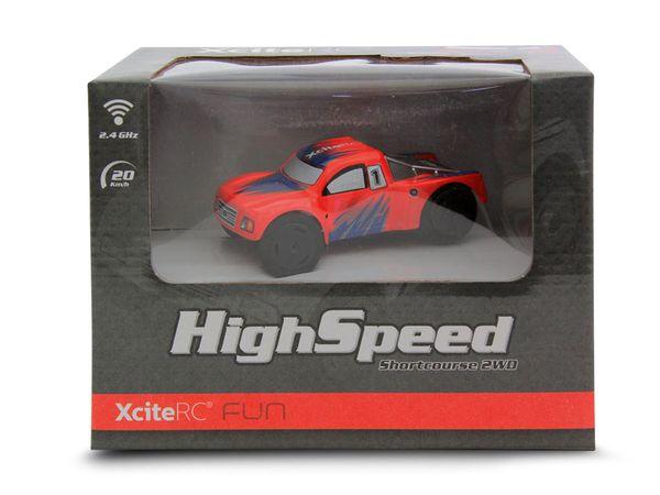 Modellauto SPEED SHORTCOURSE 2WD, RTR, rot/blau - Produktbild 8