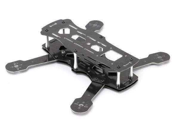 Quadrocopter RAPITUS X4F Frame-Kit, Glasfaser - Produktbild 2