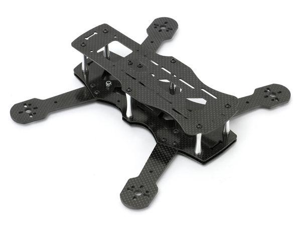 Quadrocopter RAPITUS X4C Frame-Kit Vollcarbon - Produktbild 2