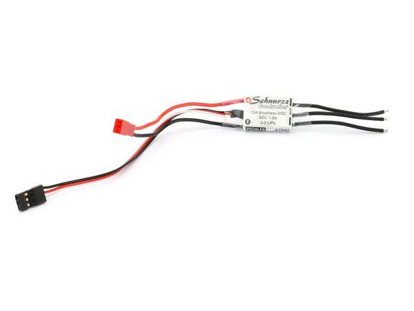 Fahrtenregler PICHLER Schnurzz 12A, Brushless - Produktbild 2