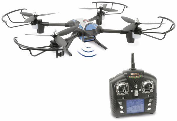 Modell-Quadrocopter RACECOPTER 9180, RTF, FPV - Produktbild 1