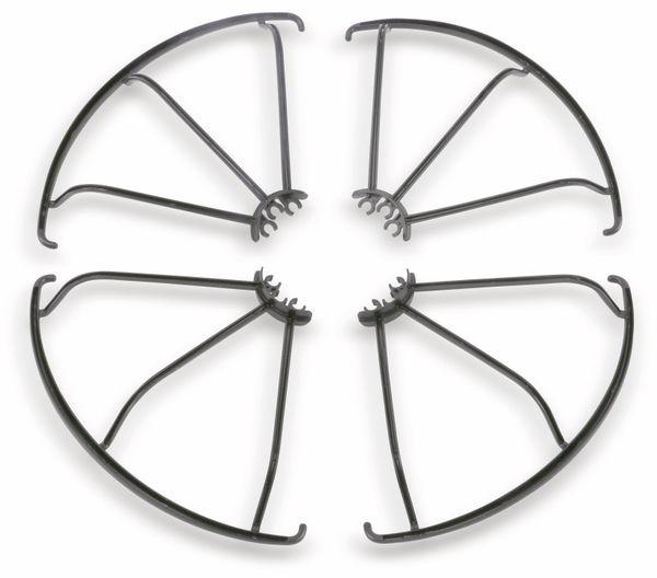 Rotorschutz für Modell-Quadrocopter RACECOPTER 9180