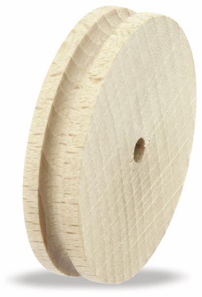 Buchen-Holzrad - Produktbild 1