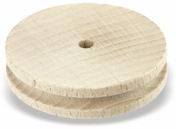 Buchen-Holzrad - Produktbild 3