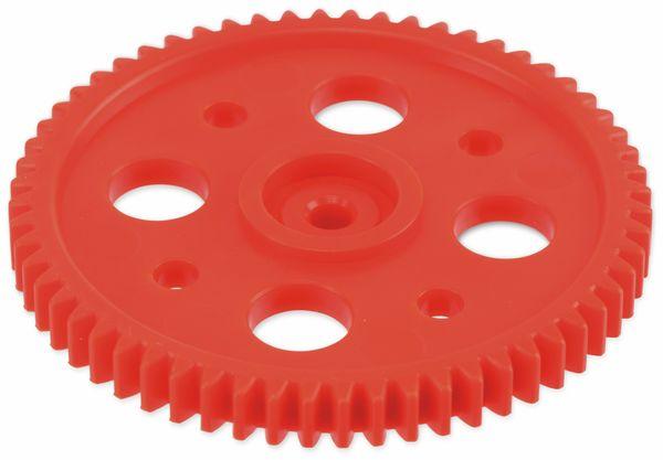 Zahnrad, 60 Zähne - Produktbild 1