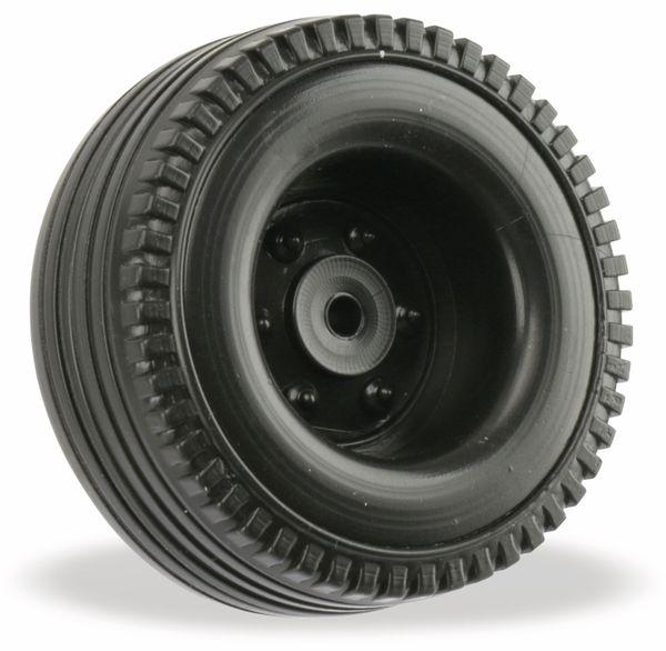Rad aus Weich-PVC