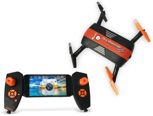 Modell-Quadrocopter SkyWatcher N9300, RTF, FPV, WiFi - Produktbild 1