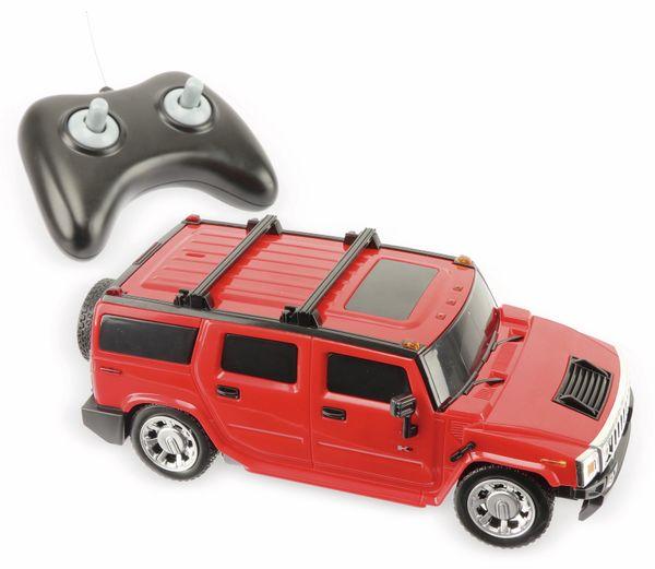 "Modellauto RADIO FUN ""Hummer H2"", farblich sortiert"