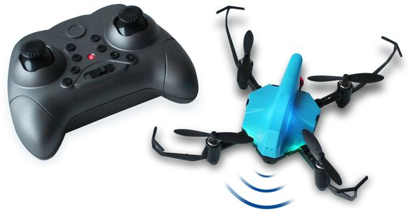 Modell-Quadrocopter, Space Racer, WiFi, RTF, 2,4 GHz