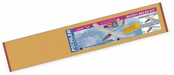 Quicky Balsa Kit FOX/1200mm PICHLER - Produktbild 2