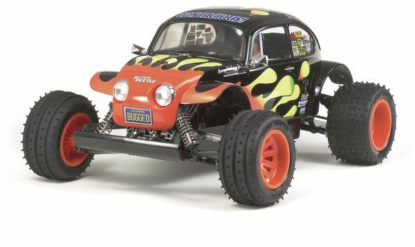 Bausatz, RC Blitzer Beetle 2WD, 1:10, TAMIYA - Produktbild 1