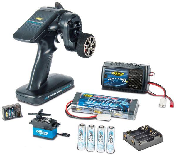 RC-Reflex Pro 3 Elektro Set, CARSON, 500500091