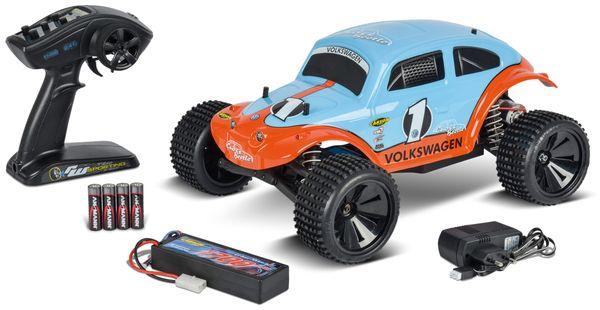 Beetle Warrior 2WD 2.4G 100% RTR, 1:10, CARSON, 500404086 - Produktbild 1
