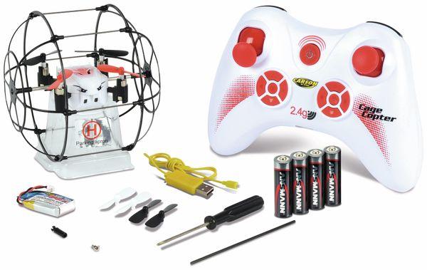 X4 Cage Copter 2.4G 100% RTF, CARSON, 50050709