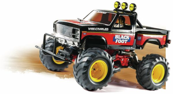 RC Blackfoot (2016) 1:10 TAMIYA Bausatz - Produktbild 2