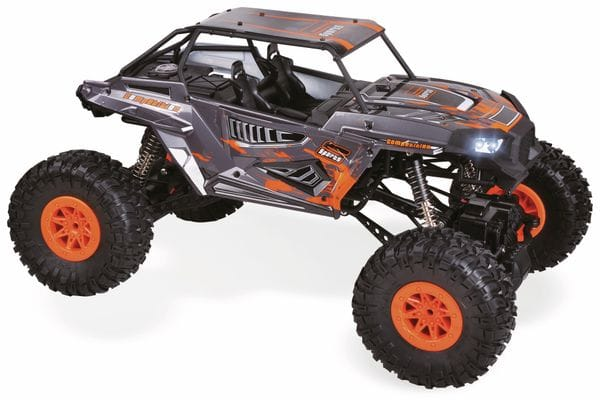Sport-Cross- Truck, 4WD, RTR, orange oder grün - Produktbild 1
