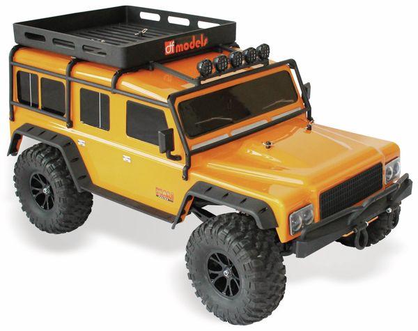 Crawler DF-4J, 4WD brushed, 1:10 XXL, RTR - Produktbild 1
