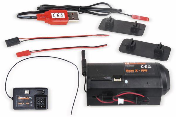 Fernsteuerung RACE X FPV, 2,4 GHz, mit Kamera - Produktbild 3