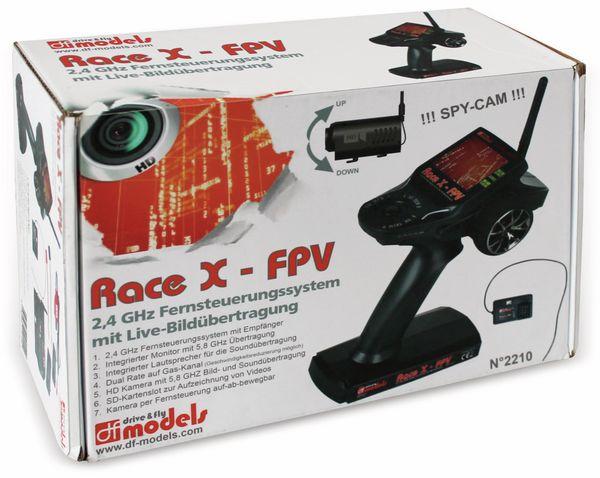 Fernsteuerung RACE X FPV, 2,4 GHz, mit Kamera - Produktbild 4