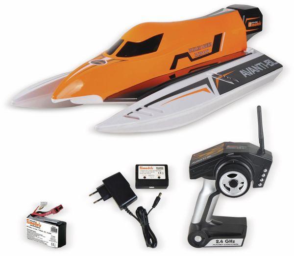 AVANTI-BL Brushless Rennboot RTR - Produktbild 1