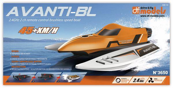 AVANTI-BL Brushless Rennboot RTR - Produktbild 4