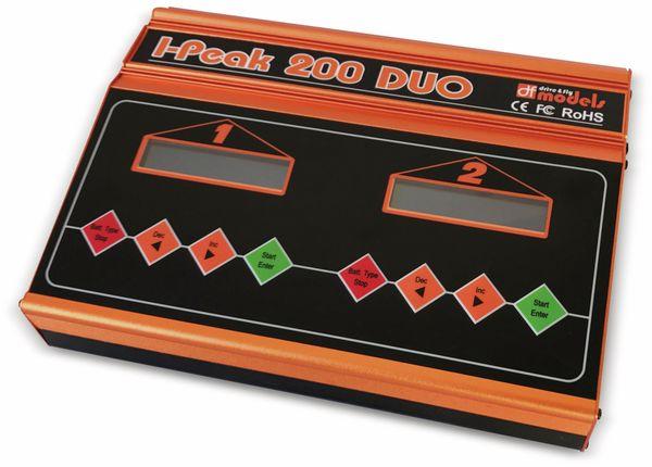 Duo-Lader I-Peak 200 DUO - AC/DC - 2x100 Watt