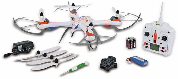 X4 Quadcopter 550 Spy, CARSON - Produktbild 1