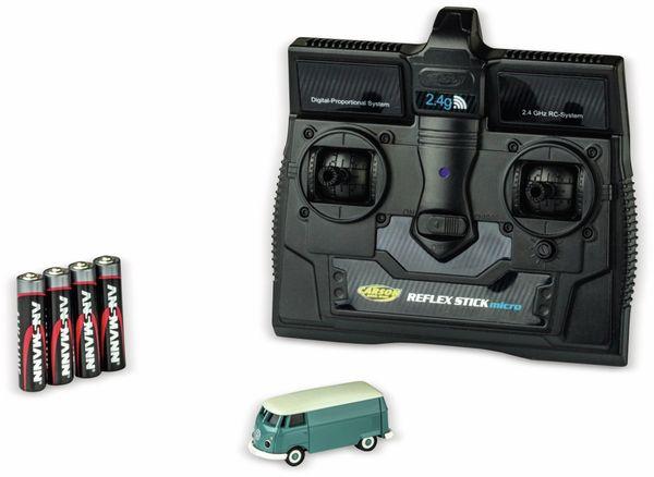 1:87 VW T1 Bus Kastenwagen 2.4G 100% RTR - Produktbild 1