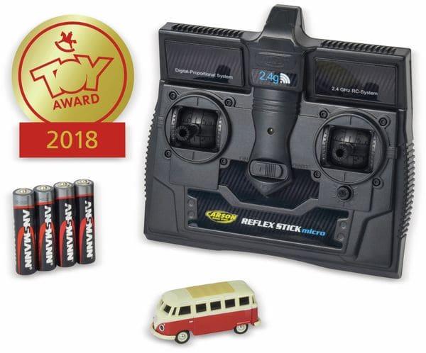 1:87 VW T1 Samba Bus 2.4G 100% RTR - Produktbild 1