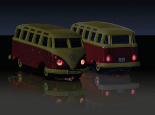 1:87 VW T1 Samba Bus 2.4G 100% RTR - Produktbild 7