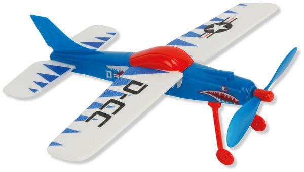 Modell Flugzeug EDDY TOY, Gummizug - Produktbild 1