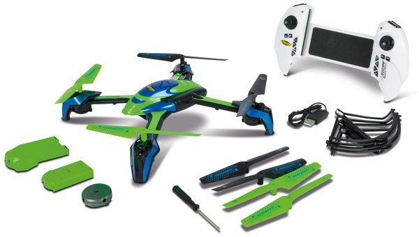 X4 Quadcopter Distance Control, CARSON - Produktbild 1