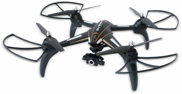 Modell-Quadrocopter SkyWatcher RACE XL PRO, WiFi, RTF, FPV - Produktbild 2