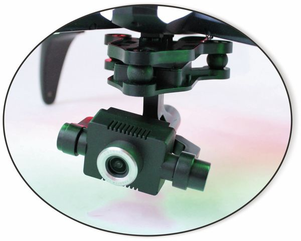 Modell-Quadrocopter SkyWatcher RACE XL PRO, WiFi, RTF, FPV - Produktbild 3