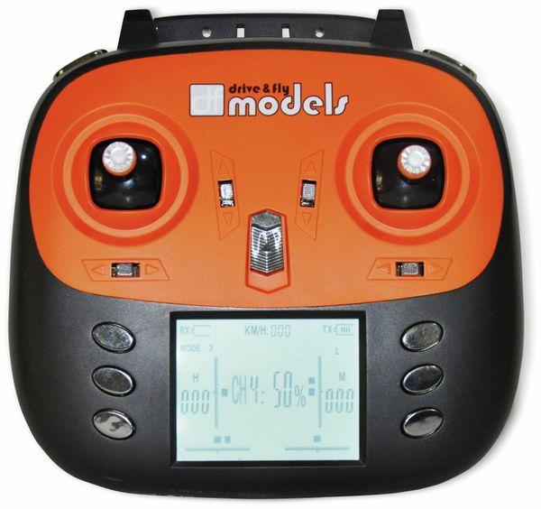 Modell-Quadrocopter SkyWatcher RACE XL PRO, WiFi, RTF, FPV - Produktbild 4